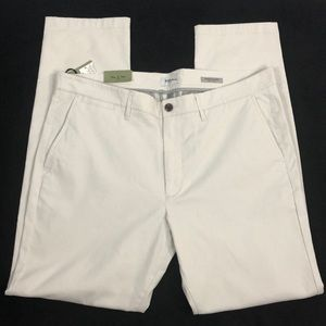 Goodfellow Skinny Chino Khaki Pants, 42